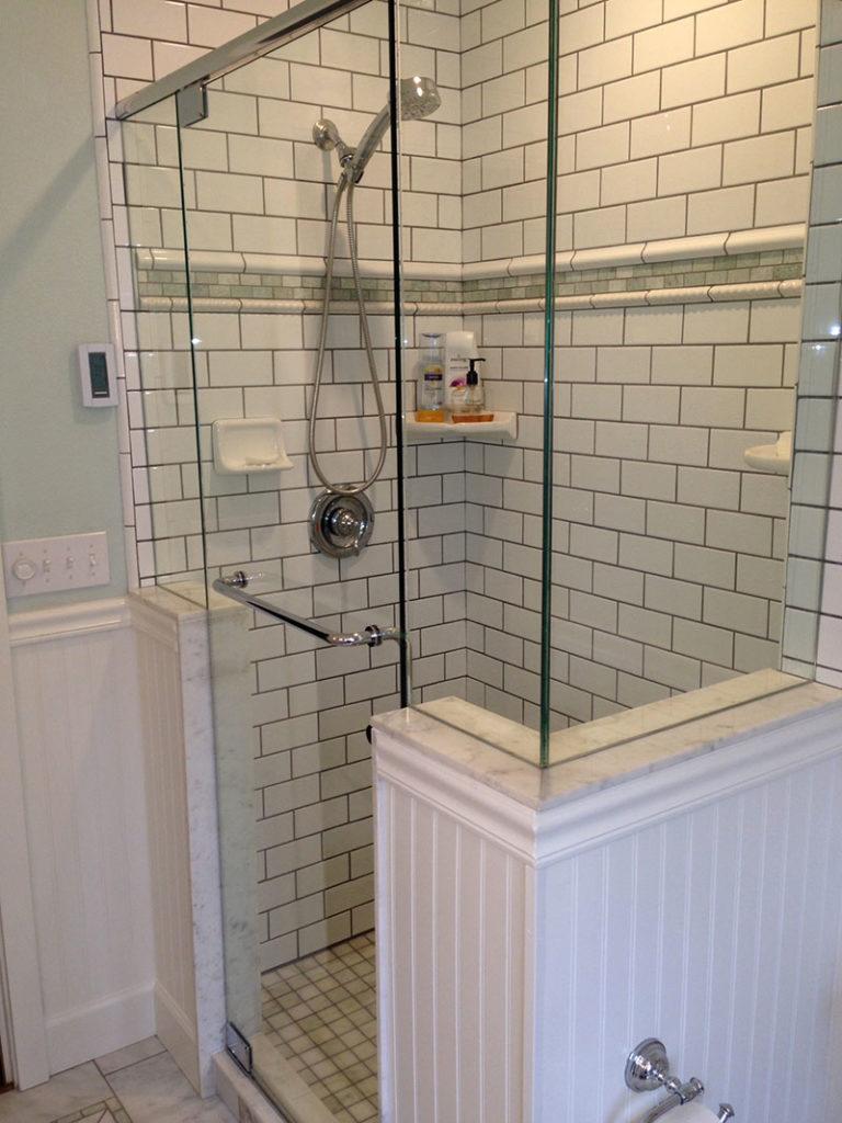 Custom shower designed by me! :-)